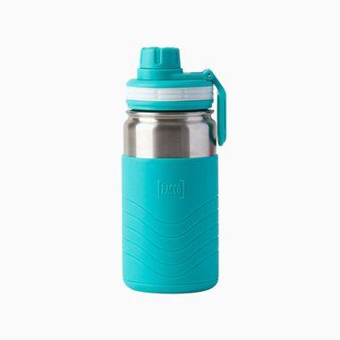 Garrafa-Termica-Hydra-Bottle-Kids-Pacco-350ml---Turqueza
