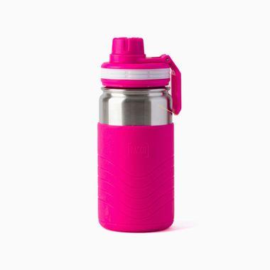 Garrafa-Termica-Hydra-Bottle-Kids-Pacco-350ml---Pink