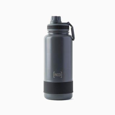 Garrafa-Termica-Hydra-Bottle-Pacco-950ml---Cinza