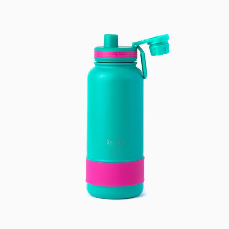 Garrafa-Termica-Hydra-Bottle-Pacco-950ml---Esmeralda
