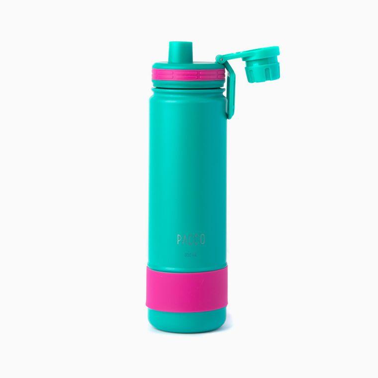 Garrafa-Termica-Hydra-Bottle-Pacco-650ml---Esmeralda