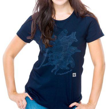 Camiseta-WWF-Conectado-no-Planeta-Baby-Look---azul-G