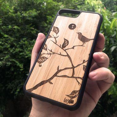 Capinha-de-Bambu-para-Celular-Passarinhos-Iphone-X