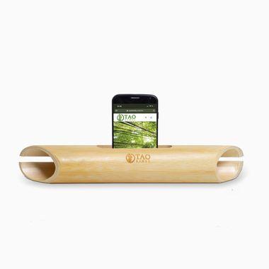 Caixa-de-Som-de-Bambu