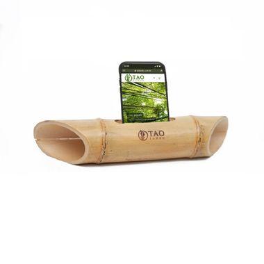 Caixa-de-Som-de-Bambu-Rustica